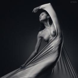 Photo: Vadim Stein – Model: Oksana Chucha